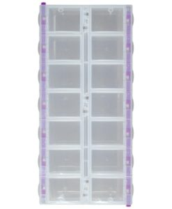 Craft Mates Lockables 2XL Organiser - 14 Compartments