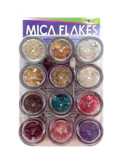 Mica Flakes – Sparkling Flakes of Natural Mica Mineral