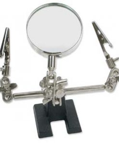 Beadsmith Third Hand with Magnifier and Clips