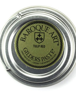 Baroque Art Gilders Paste Tulip Red 30ml/ 1.5oz