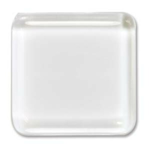 Glass Pendant Small Square Cabochon 23mmx23mm