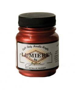 Jacquard Lumiere Acrylic Paint (70ml) - Metallic Russet