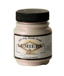 Jacquard Lumiere Acrylic Paint (70ml) - Hi-Lite Violet