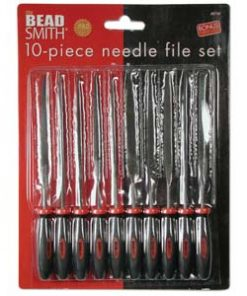 Ergo Needle file 10 piece set