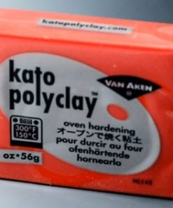 Kato Polyclay 56g -  Orange