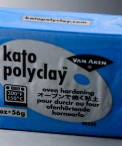 Kato Polyclay 56g -  Turquoise