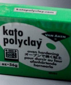 Kato Polyclay 56g -  Green
