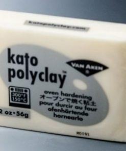 Kato Polyclay 56g -  Translucent