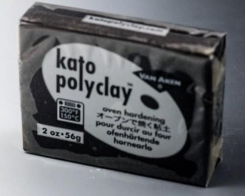 Kato Polyclay 56g -  Black