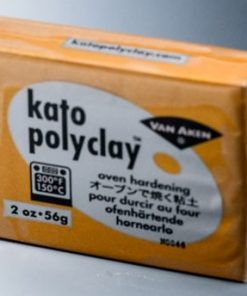 Kato Polyclay 56g - Metallic Gold