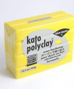 Kato Polyclay 354g -  Yellow