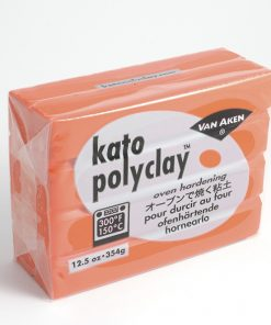 Kato Polyclay 354g -  Orange