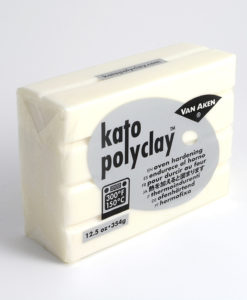 Kato Polyclay 354g -  Translucent