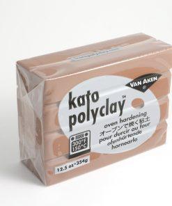 Kato Polyclay 354g -  Brown