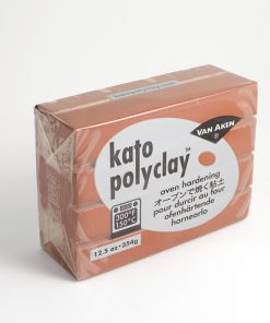 Kato Polyclay 354g - Metallic Copper