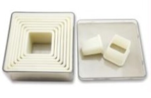Heat Resistant Cutter Set- Square