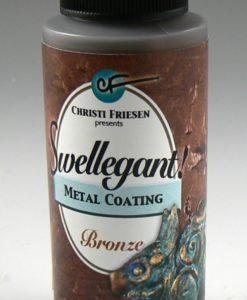 Christi Friesen Bronze Metal Coating