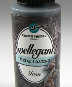 Christi Friesen Iron Metal Coating