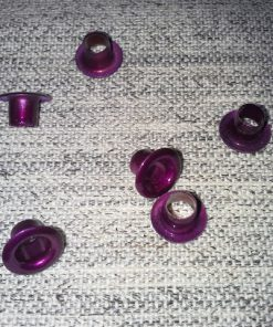 "Pandora Style Bead Inserts - Electric Violet 4.82mm (3/16"")"