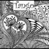 Helen Breil Texture Stamp - Tango