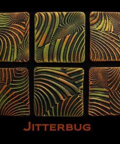 Helen Breil Texture Stamp - Jitterbug