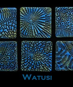 Helen Breil Texture Stamp - Watusi