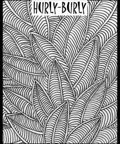 Helen Breil Texture Stamp - Hurly-Burly