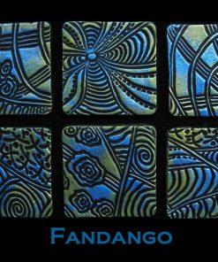 Helen Breil Texture Stamp - Fandango