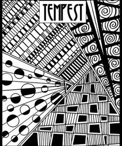 Helen Breil Texture Stamp - Tempest