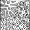 Helen Breil Texture Stamp - Manic Monday