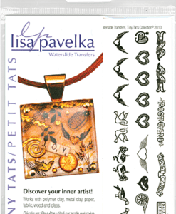 Lisa Pavelka Waterslide Transfers - Tiny Tats Collection 2