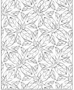Lisa Pavelka Texture Stamp - Foliage