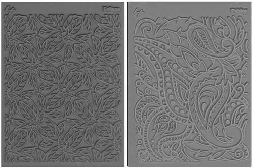 Lisa Pavelka Stamp Set (2 pkg) - Flow