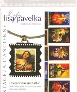 Lisa Pavelka Waterslide Transfers - Vintage Collection