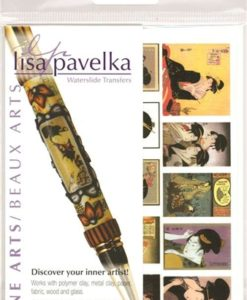Lisa PavelkaWaterslide Transfers - Fine Arts Collection