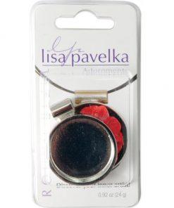 Lisa Pavelka Silver Bezel - Round