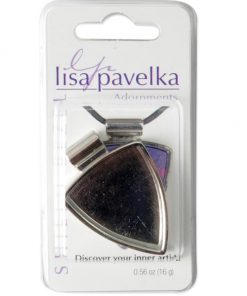 Lisa Pavelka Silver Bezel - Sheild