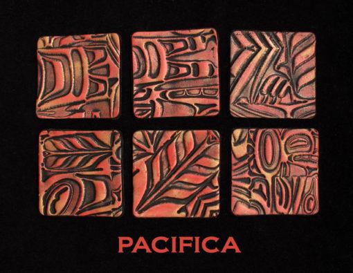 Pixie Art Stamp - Pacifica