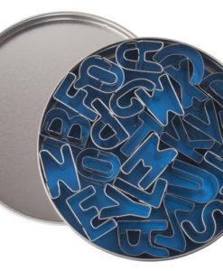 Walnut Hollow Clay Cutter Alphabet Set
