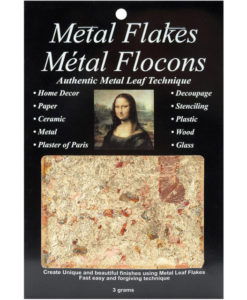 Mona Lisa Metal Flakes - Variegated (3gm)