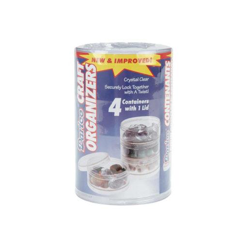 4 Piece Organiser - Mini-Stack 7cm