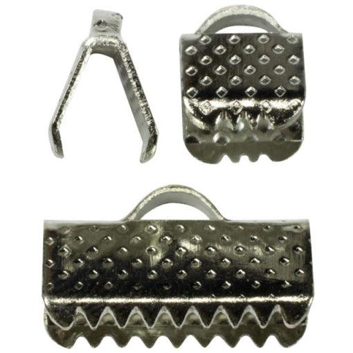 Jewellery Basics - Ribbon End Clamp