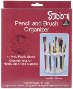 Studio 71 Pencil and Brush Organiser