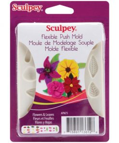 Sculpey Push mould