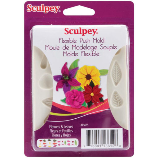 Sculpey Push mould