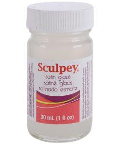 Sculpey Satin Glaze 30 ml (1oz)