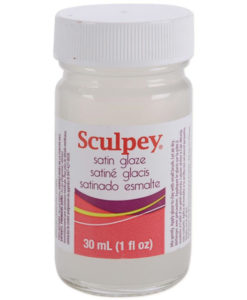 Sculpey Satin Glaze 30 ml (1oz)