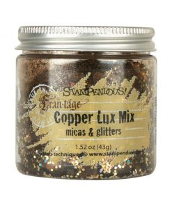 Stampendous Micas and Glitters -  Fran-tage Copper Lux Mix