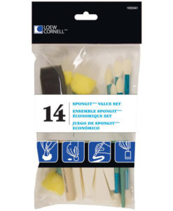 Spongit Value Pack - 14 Pcs