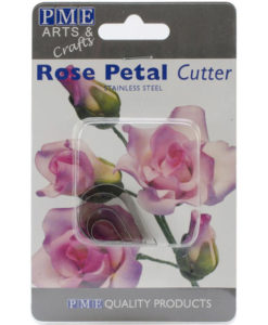 Cutter Set - Graduated Rose Petals Set